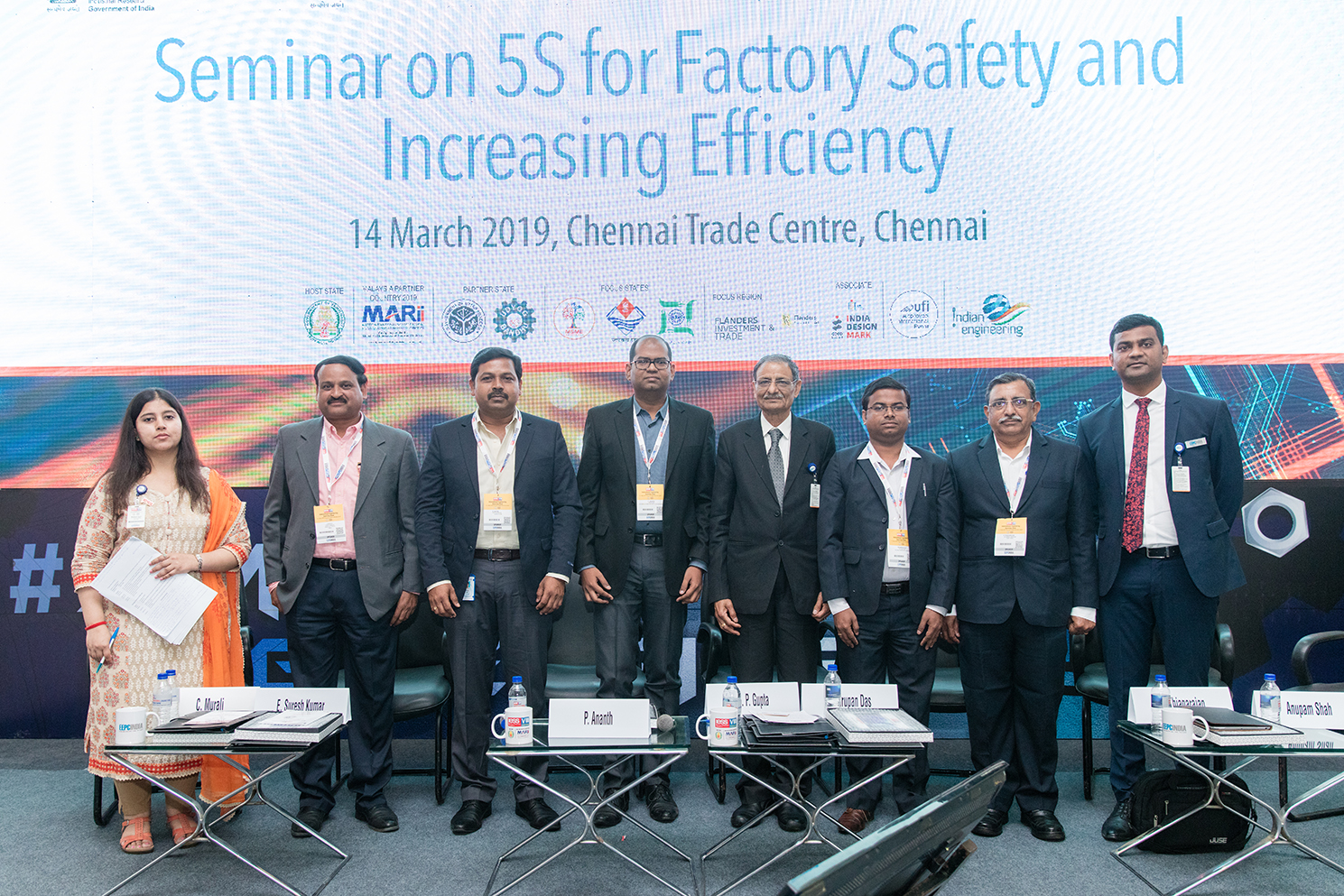Seminar on 5S for Factory Safety and Increasing Efficiency